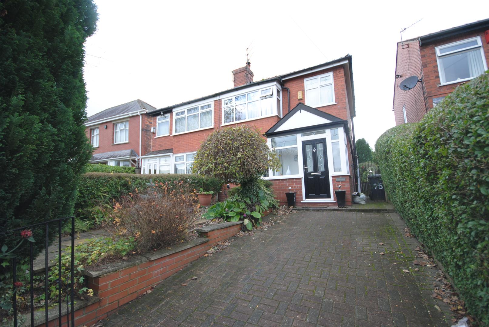 2 Bedrooms Semi Detached House for sale in Chorley Road, Standish, Wigan